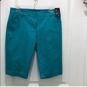 Bermuda Short turquoise